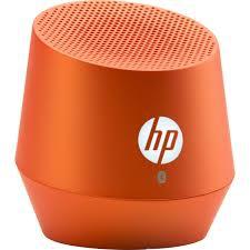 HP S6000 Narancssárga Mini Bluetooth Hangszóró (G3Q05AA)