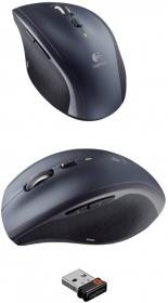 Logitech M705 Marathon wireless lézer fekete egér (910-001949)