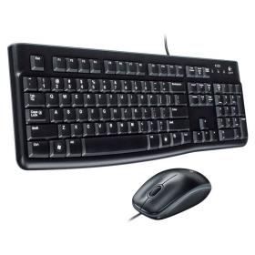 Logitech MK120 Desktop USB magyar billentyűzet + egér  (920-002542)