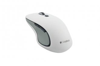 Logitech M560 wireless optikai fehér egér (910-003914)