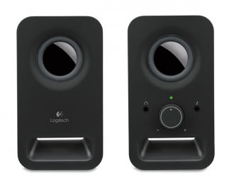 Logitech 980-000814 Multimedia Speakers Z150 Fekete