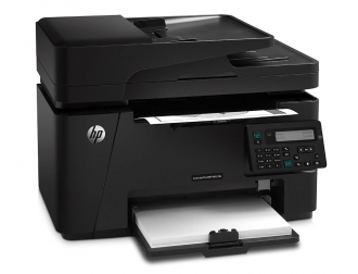 HP LaserJet Pro M127fn  Többfunkciós Nyomtató (CZ181A)
