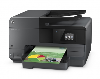 HP  Officejet Pro 8610 e-All-in-One Nyomtató (A7F64A)