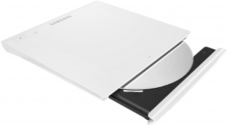 Samsung SE-208GB/RSWD USB 8x DVD író Fehér
