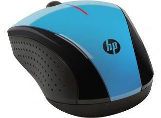 HP X3000 wireless optikai kék-fekete egér (K5D27AA)