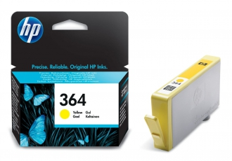 HP patron No 364 Sárga (CB320EE)