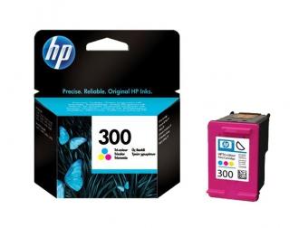 HP patron No 300 színes (CC643EE)