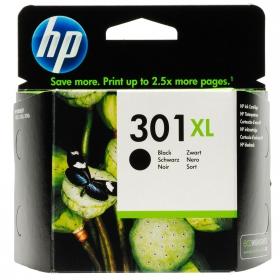 HP patron No 301XL fekete (CH563EE)