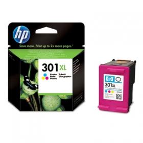 HP patron No 301XL színes (CH564EE)