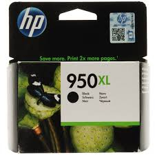 HP patron No 950XL fekete (CN045AE)