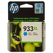 HP patron No 933XL kék (CN054AE)