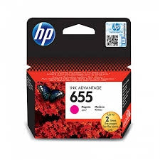 HP patron No 655 magenta (CZ111AE)
