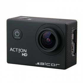 Alcor ACTION BLACK Action HD Fekete Sportkamera