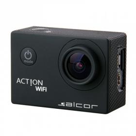 Alcor ACTION WIFI BLACK Action HD WiFi Fekete Sportkamera