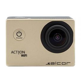 Alcor ACTION WIFI GOLD Action HD WiFi Arany Sportkamera