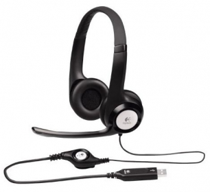 Logitech H390 Speaker System fekete (981-000406)