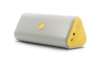 HP Roar Sárga Bluetooth Speaker Ezüst-sárga ( F6S95AA )