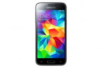 Samsung Galaxy S5 Mini SM-G800F Fekete Okostelefon (SM-G800FZKAXEH)