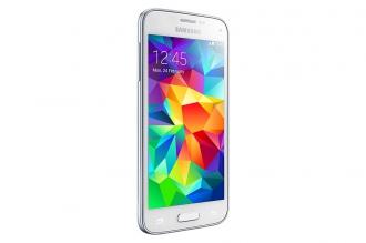 Samsung Galaxy S5 Mini SM-G800F Fehér Okostelefon (SM-G800FZWAXEH)