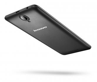 Lenovo A5000 P0SE000DRO DualSIM Fekete Okostelefon