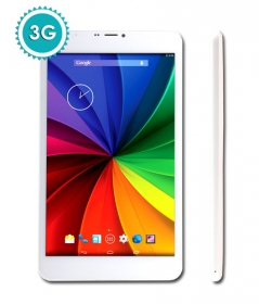 Alcor Access Q882M 8GB 3G Fehér Tablet (ALCOR ACCESS Q882M)