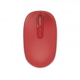 Microsoft 1850 wireless optikai piros egér (U7Z-00033)