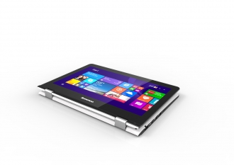 Lenovo YOGA 300 11'' 80M1001CHV Fehér Notebook