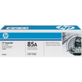 HP 85A CE285A Fekete toner