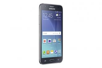 Samsung Galaxy J5 SM-J500FN Fekete Okostelefon (SM-J500FZKAXEH)