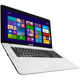 ASUS X751MJ-TY013D Fehér Notebook (90NB0822-M00210)