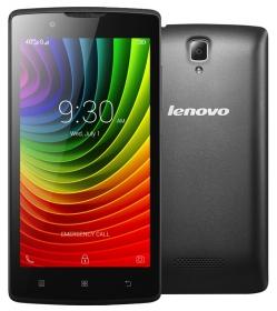 Lenovo A2010 PA1J0033RO DualSim Fekete Okostelefon