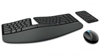 Microsoft Sculpt Ergonomic wireless magyar billentyűzet (L5V-00020)
