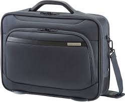 SAMSONITE Vectura Office Case Plus Notebook táska 16'' Fekete (39V-009-002)
