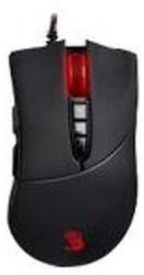 A4-Tech Bloody V3A USB optikai fekete gamer egér
