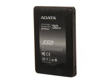 Adata Premier Pro SP600 SSD 32GB (ASP600S3-32GM-C)