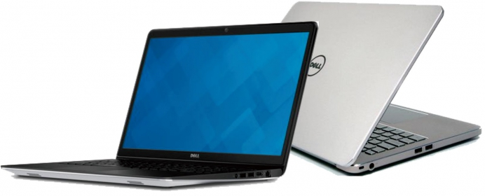 Dell Inspiron 15 5559 212757 Ezüst Notebook