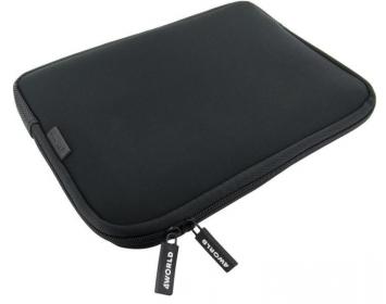4World Neoprén Notebook táska 10.2'' Fekete (05800)
