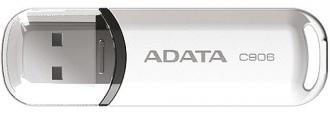 ADATA C906 32GB Pendrive Fehér (AC906-32G-RWH)