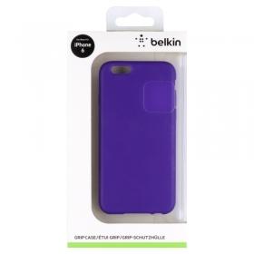 Belkin Grip Case iPhone 6 lila szilikon telefontok (F8W604BTC01)