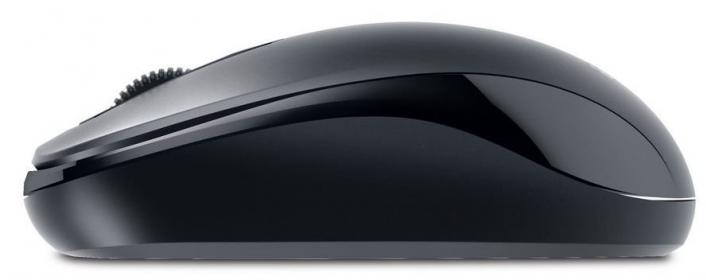 Genius  DX-110 PS2 optikai fekete egér (31010116108)