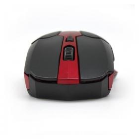 Sbox WM-9017BR wireless optikai fekete-piros egér