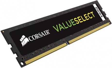 Corsair ValueSelect 4GB 2133MHz DDR4 (CMV4GX4M1A2133C15)