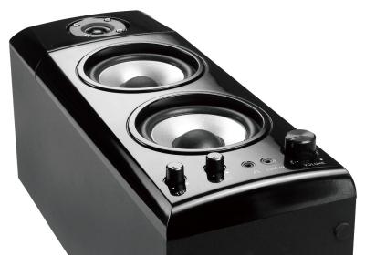 GENIUS SP-HF1800A Fekete  Hangszóró