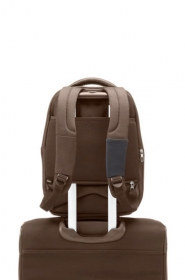 Samsonite X'Blade Business 2.0 Laptop Backpack S 14.1'' Barna Notebook Hátizsák (23V-013-006)