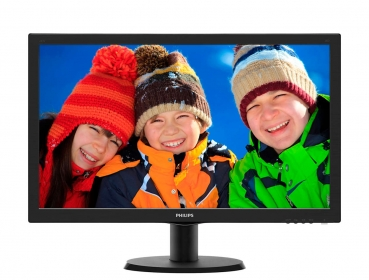 Philips 23,6'' Led monitor (243V5LHAB)