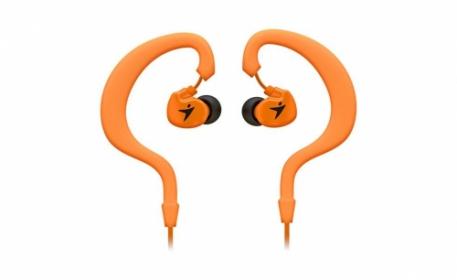 Genius HS-M270 fekete-narancs mikrofonos mobil headset (31710195101)