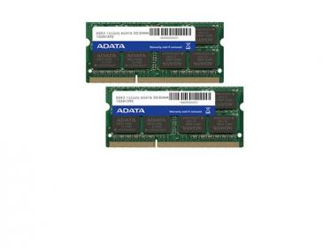 ADATA DDR3 2x8GB 1333MHz CL9 SODIMM 1.5V (AD3S1333W8G9-2)