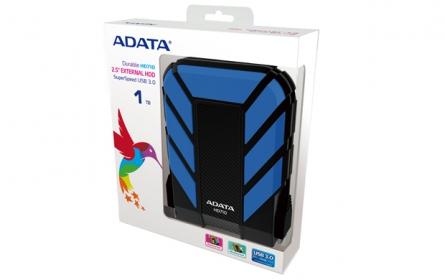 ADATA HD710 1TB külső merevlemez Kék (AHD710-1TU3-CBL)
