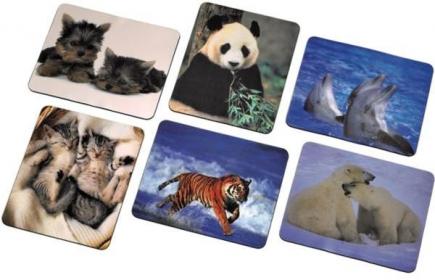 HAMA 54736 állat mintás egérpad
