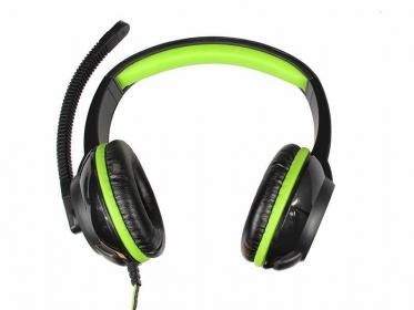 Media-Tech PURUS mikrofonos fejhallgató (MT3564)